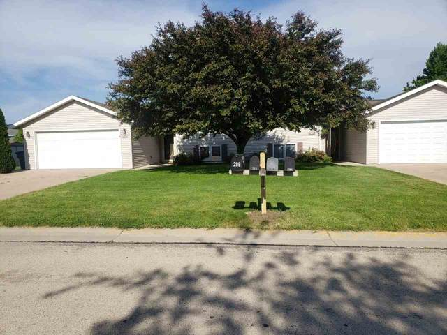 296 Wintergreen Drive, Omro, WI 54963 (#50224576) :: Symes Realty, LLC