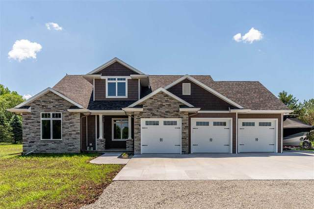 1985 E Shady Lane, Neenah, WI 54956 (#50224582) :: Dallaire Realty
