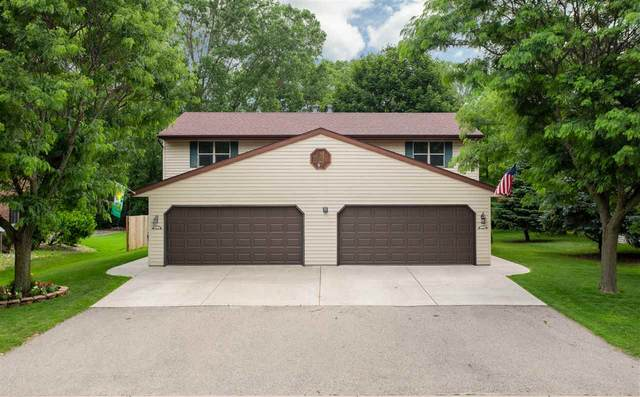 1822 Whitney Drive, Appleton, WI 54914 (#50224594) :: Symes Realty, LLC