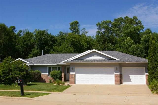 2445 Hearthstone Drive, Oshkosh, WI 54901 (#50224603) :: Todd Wiese Homeselling System, Inc.