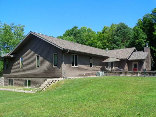 N3631 Flax Road, Elton, WI 54430 (#50224610) :: Todd Wiese Homeselling System, Inc.