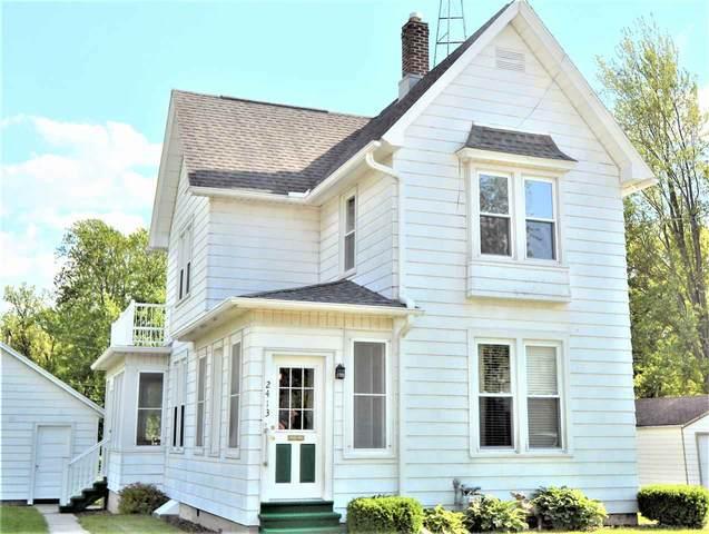 2413 State Avenue, New Holstein, WI 53061 (#50224612) :: Ben Bartolazzi Real Estate Inc
