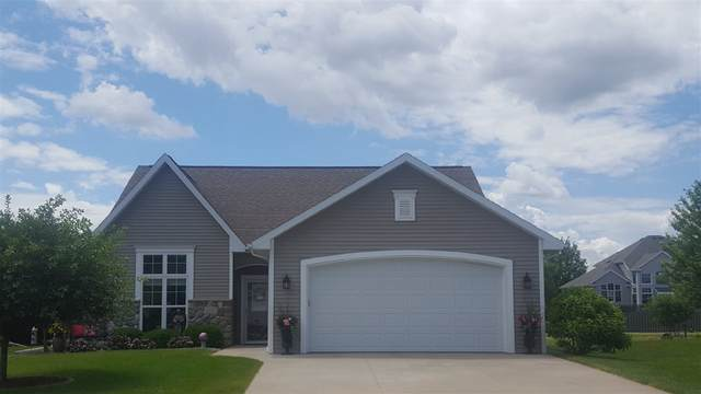 2815 E Lucylu Court #5, Appleton, WI 54913 (#50224613) :: Todd Wiese Homeselling System, Inc.