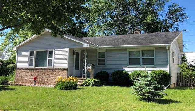 1109 Shadow Lane, Green Bay, WI 54304 (#50224620) :: Dallaire Realty