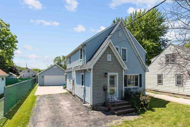 845 6TH Street, Menasha, WI 54952 (#50224635) :: Todd Wiese Homeselling System, Inc.