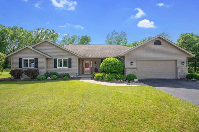 5345 Sand Beach Drive, Luxemburg, WI 54217 (#50224639) :: Todd Wiese Homeselling System, Inc.