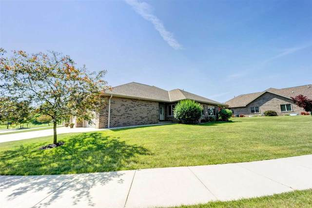 1763 Condor Lane, Green Bay, WI 54313 (#50224652) :: Todd Wiese Homeselling System, Inc.