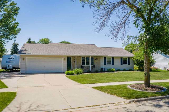 1130 Aphrodite Road, Green Bay, WI 54311 (#50224653) :: Todd Wiese Homeselling System, Inc.