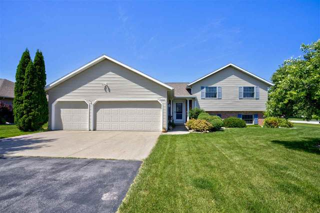 N1261 Thrush Drive, Greenville, WI 54942 (#50224660) :: Symes Realty, LLC