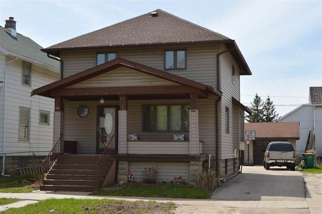 206 Marquette Street, Fond Du Lac, WI 54935 (#50224694) :: Dallaire Realty