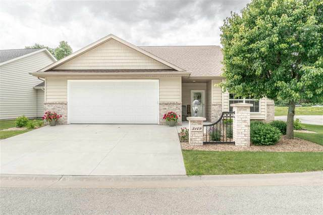 3149 W Ryegrass Drive, Appleton, WI 54913 (#50224701) :: Dallaire Realty