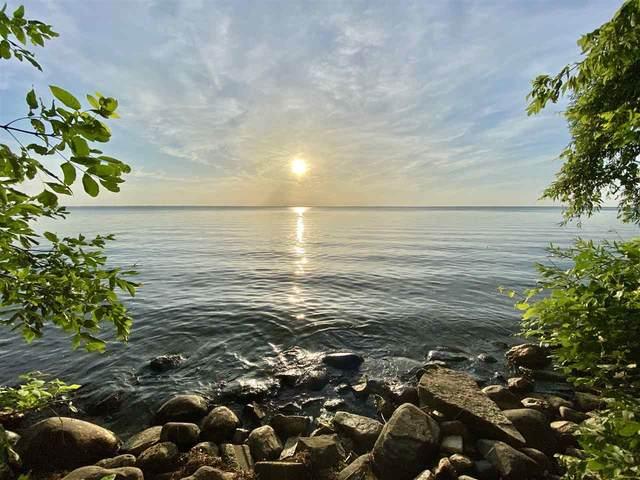 Gladstone Beach, Fond Du Lac, WI 54935 (#50224715) :: Symes Realty, LLC