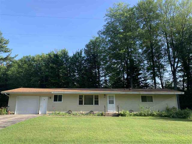 837 E Veteran Street, Suring, WI 54174 (#50224727) :: Todd Wiese Homeselling System, Inc.