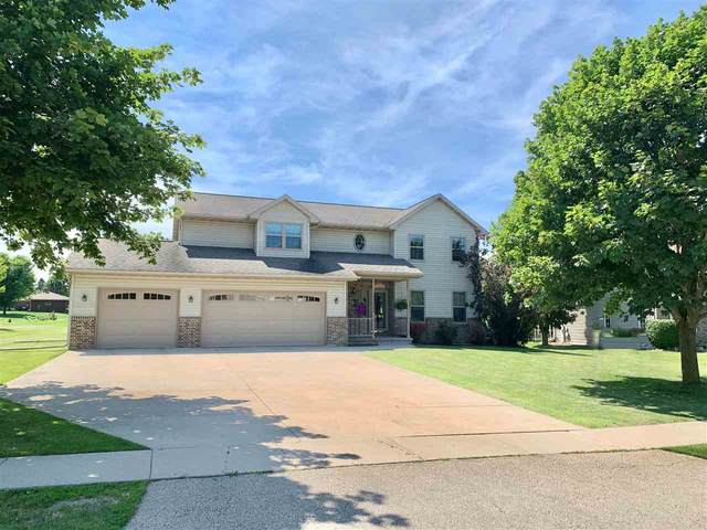 240 2ND Street, Oakfield, WI 53065 (#50224735) :: Todd Wiese Homeselling System, Inc.