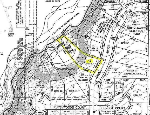 Haven Ridge Drive, Combined Locks, WI 54113 (#50224740) :: Dallaire Realty