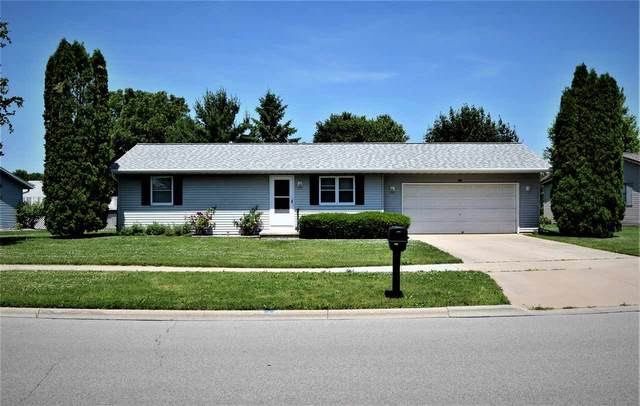 1244 Meadow View Lane, De Pere, WI 54115 (#50224758) :: Todd Wiese Homeselling System, Inc.