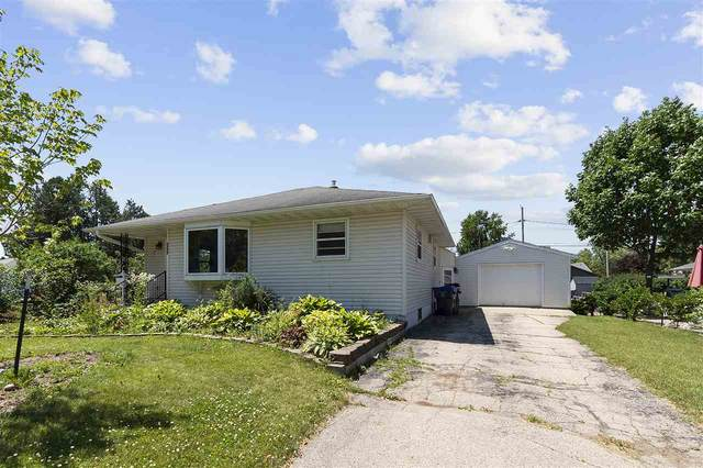 1105 Nassau Street, New London, WI 54961 (#50224761) :: Ben Bartolazzi Real Estate Inc