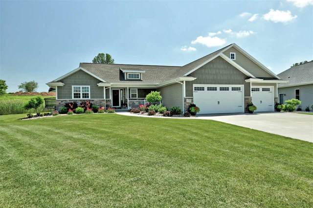 4350 N Star Ridge Lane, Appleton, WI 54913 (#50224773) :: Symes Realty, LLC