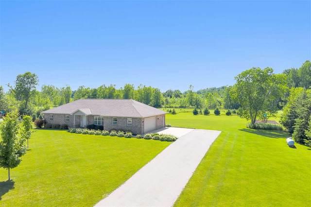 857 Van Lom Court, Pulaski, WI 54162 (#50224781) :: Todd Wiese Homeselling System, Inc.