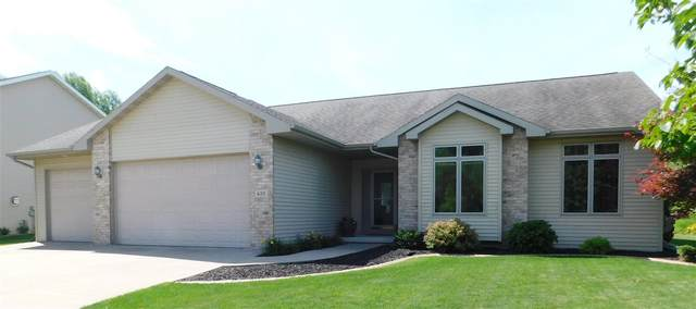 430 Fawnwood Court, Wrightstown, WI 54180 (#50224784) :: Todd Wiese Homeselling System, Inc.