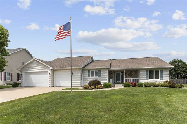 4706 W Poppy Drive, Appleton, WI 54914 (#50224792) :: Symes Realty, LLC