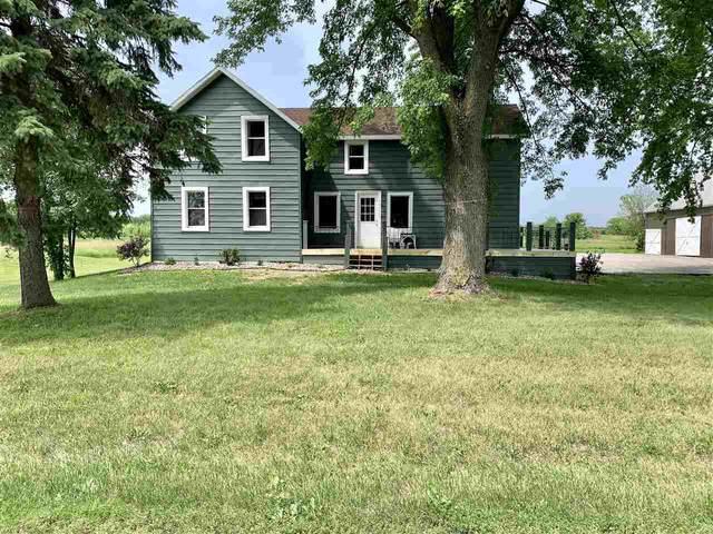 W7021 Cemetery Road, Van Dyne, WI 54979 (#50224793) :: Todd Wiese Homeselling System, Inc.