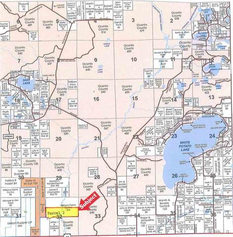 Hwy 64, Pound, WI 54161 (#50224810) :: Dallaire Realty