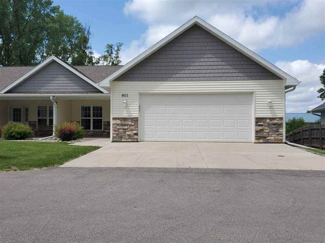 801 W Cook Street #8, New London, WI 54961 (#50224814) :: Ben Bartolazzi Real Estate Inc
