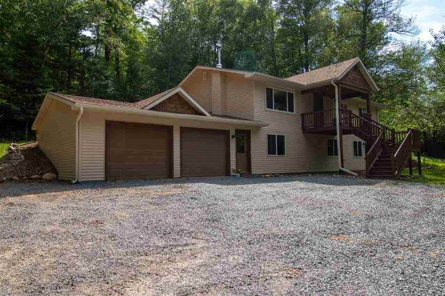 E1497 Johnson Road, Iola, WI 54945 (#50224819) :: Todd Wiese Homeselling System, Inc.