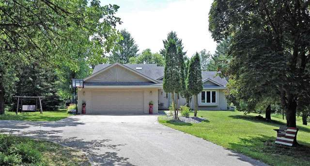 W8201 Prairie Street, Wautoma, WI 54982 (#50224822) :: Todd Wiese Homeselling System, Inc.