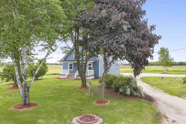 8903 W Hwy  J, Forestville, WI 54213 (#50224824) :: Symes Realty, LLC