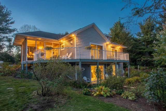 N236 Hidden Springs Drive, Neshkoro, WI 54960 (#50224826) :: Todd Wiese Homeselling System, Inc.
