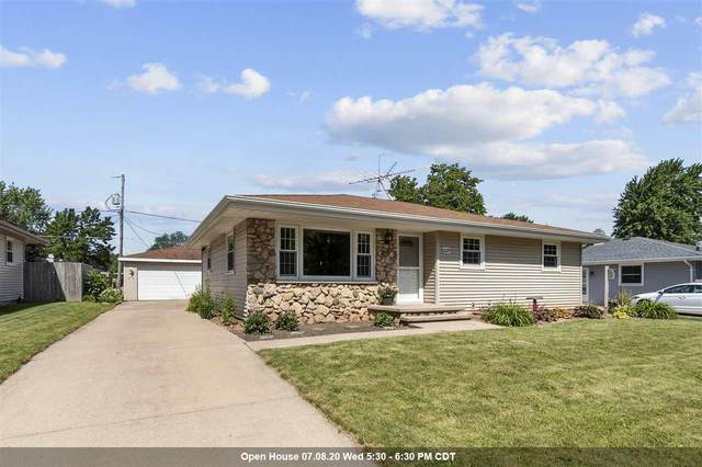 625 S Frederick Street, Appleton, WI 54915 (#50224831) :: Todd Wiese Homeselling System, Inc.