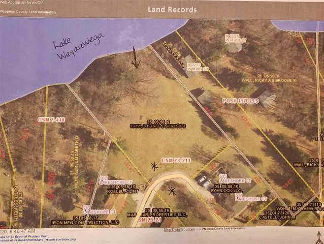 Lake Shore Court, Weyauwega, WI 54983 (#50224835) :: Todd Wiese Homeselling System, Inc.