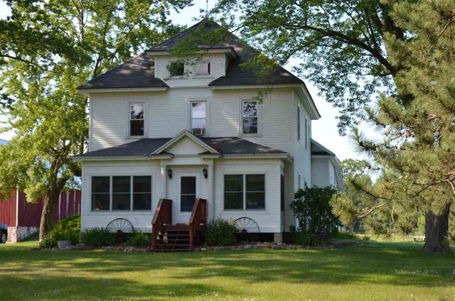W6954 Old Lake Road, Shawano, WI 54166 (#50224836) :: Todd Wiese Homeselling System, Inc.