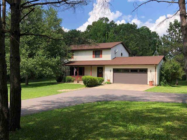 N4336 Ebbe Acres Drive, Waupaca, WI 54981 (#50224842) :: Todd Wiese Homeselling System, Inc.