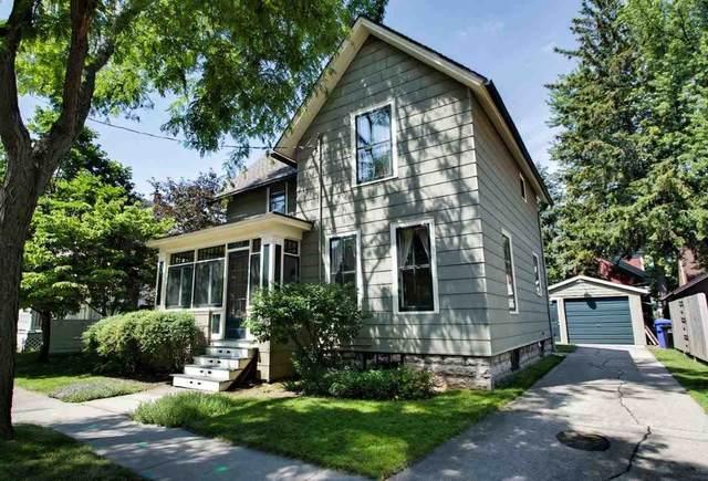537 N Ida Street, Appleton, WI 54911 (#50224845) :: Todd Wiese Homeselling System, Inc.