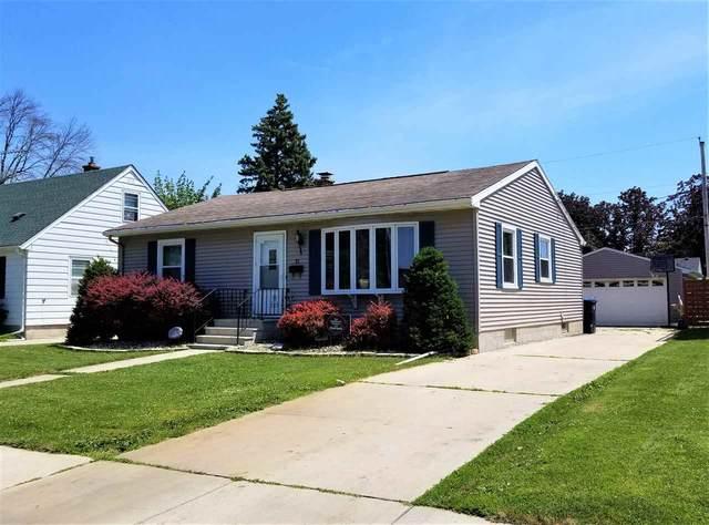 51 N Kayser Street, Fond Du Lac, WI 54935 (#50224848) :: Todd Wiese Homeselling System, Inc.