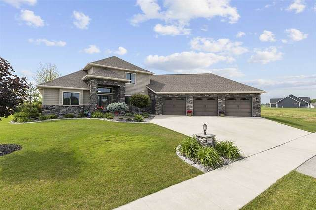 6505 N Headwall Circle, Appleton, WI 54913 (#50224851) :: Todd Wiese Homeselling System, Inc.
