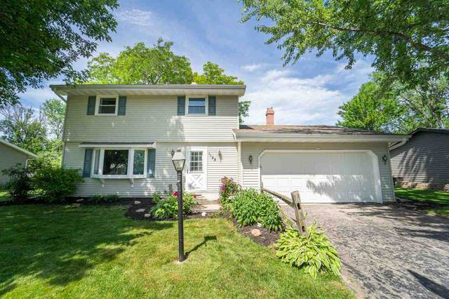 1128 Deerfield Avenue, Menasha, WI 54952 (#50224857) :: Symes Realty, LLC