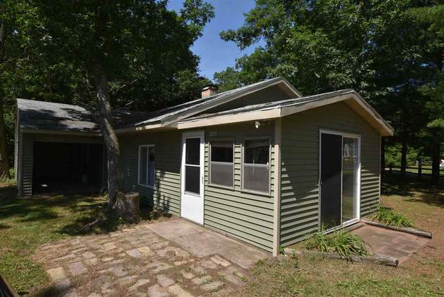 W8436 Clearwater Avenue, Wautoma, WI 54982 (#50224862) :: Todd Wiese Homeselling System, Inc.