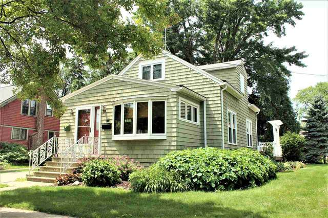 1609 N Division Street, Appleton, WI 54911 (#50224867) :: Todd Wiese Homeselling System, Inc.