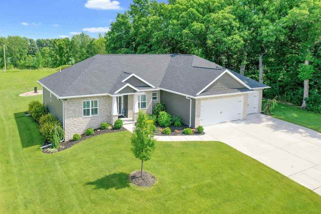 3549 Glen Oaks Pass, Green Bay, WI 54311 (#50224876) :: Todd Wiese Homeselling System, Inc.