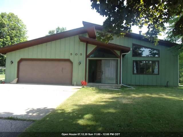 505 Boettcher Lane, Bonduel, WI 54107 (#50224878) :: Todd Wiese Homeselling System, Inc.
