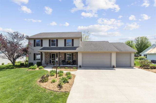W5857 Sweet Pea Drive, Appleton, WI 54915 (#50224886) :: Todd Wiese Homeselling System, Inc.