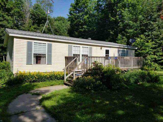 W2168 Taylor Road, White Lake, WI 54491 (#50224891) :: Ben Bartolazzi Real Estate Inc