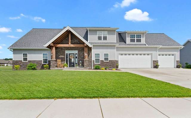 2292 Gringotts Way, De Pere, WI 54115 (#50224911) :: Todd Wiese Homeselling System, Inc.