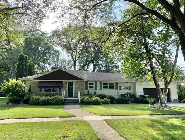 234 Taft Street, Fond Du Lac, WI 54935 (#50224973) :: Todd Wiese Homeselling System, Inc.