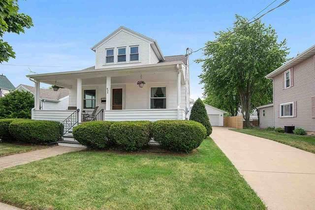 635 5TH Street, Menasha, WI 54952 (#50224981) :: Ben Bartolazzi Real Estate Inc