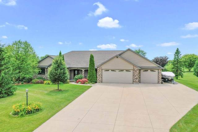 8057 Tribute Drive, Neenah, WI 54956 (#50224996) :: Dallaire Realty